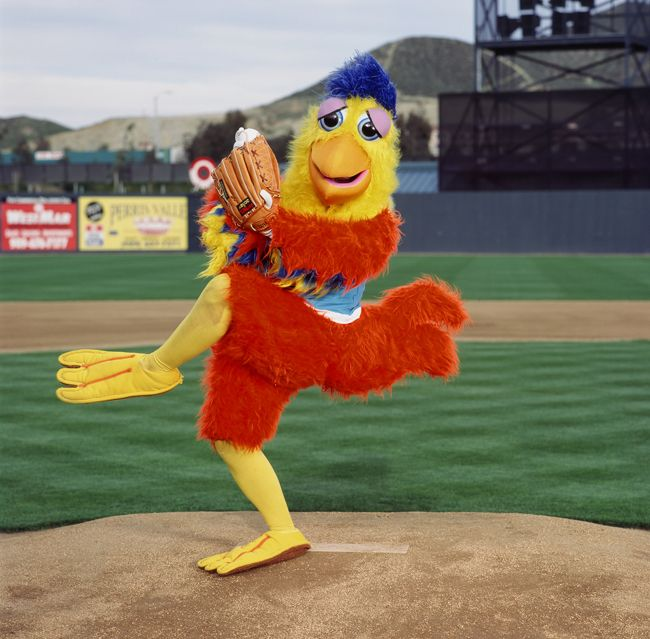 San Diego Chicken