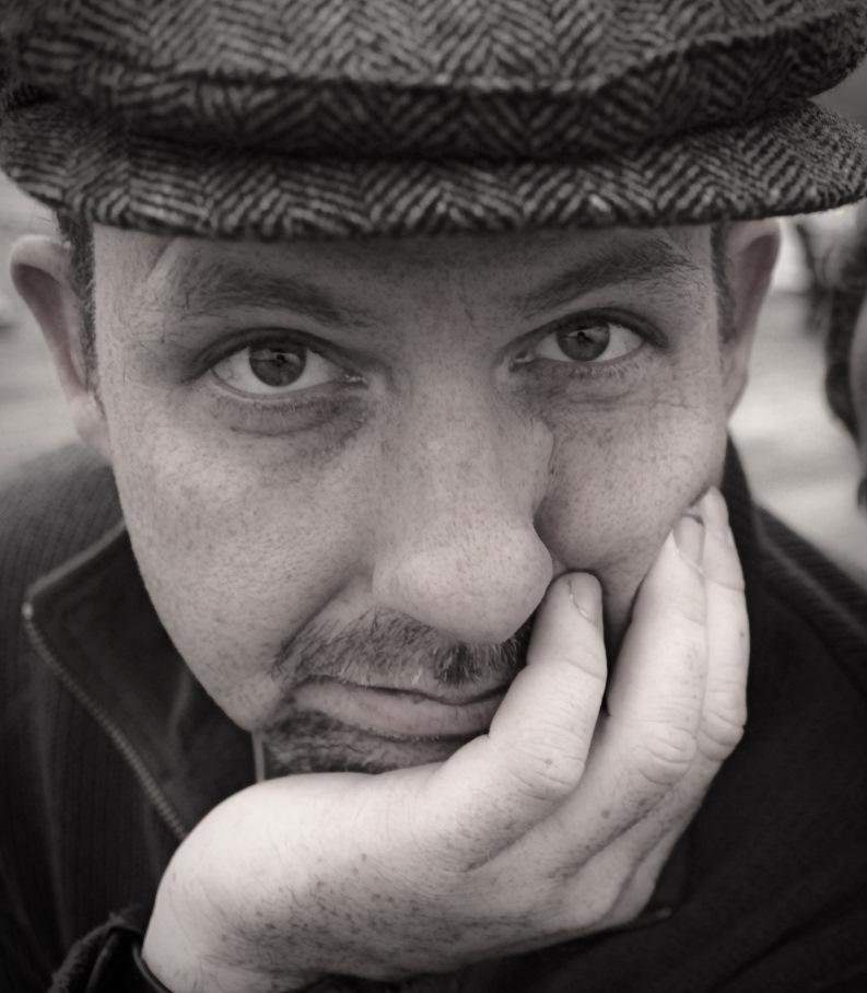 Keith Roberts Headshot