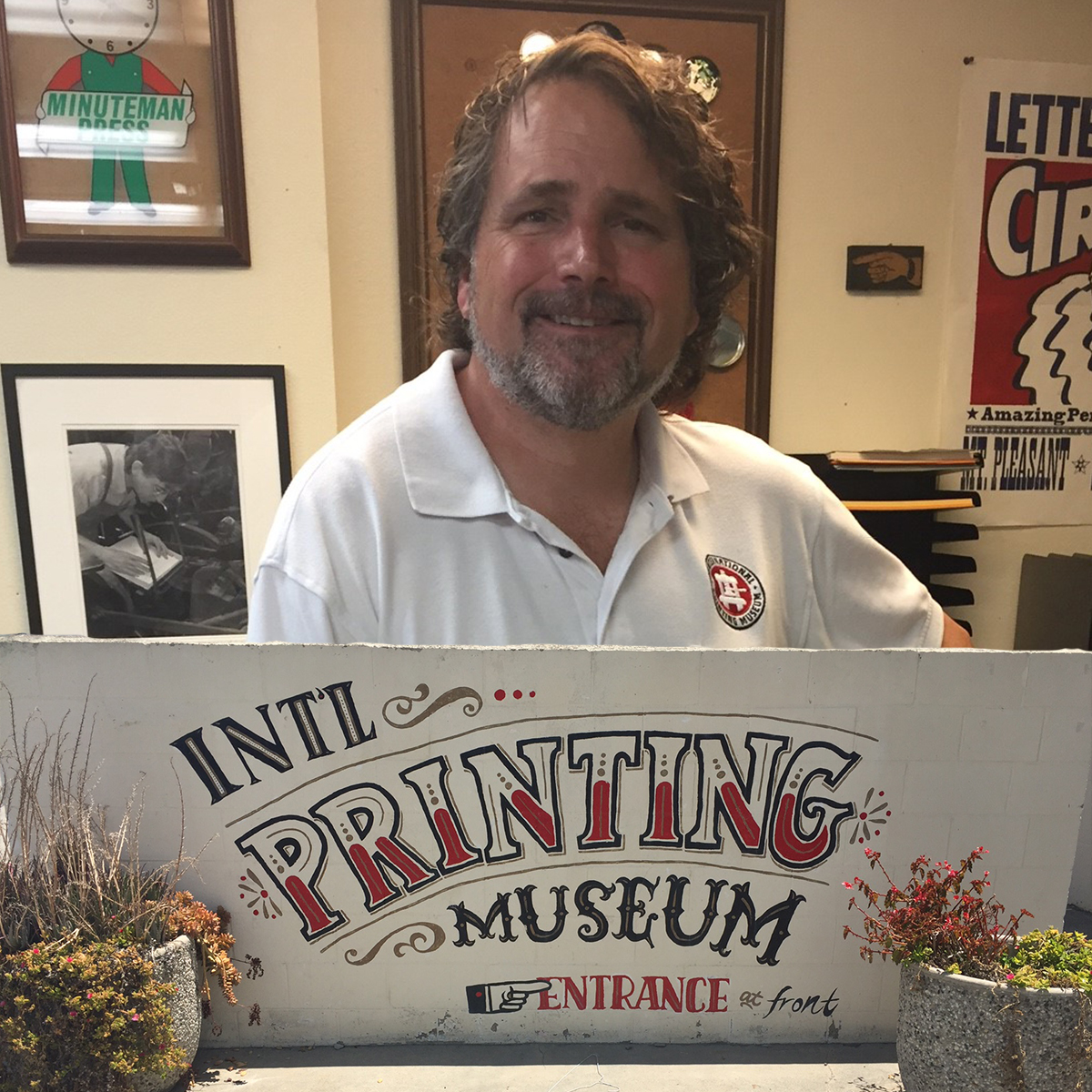 Read more about the article *Bonus*  International Printing Museum