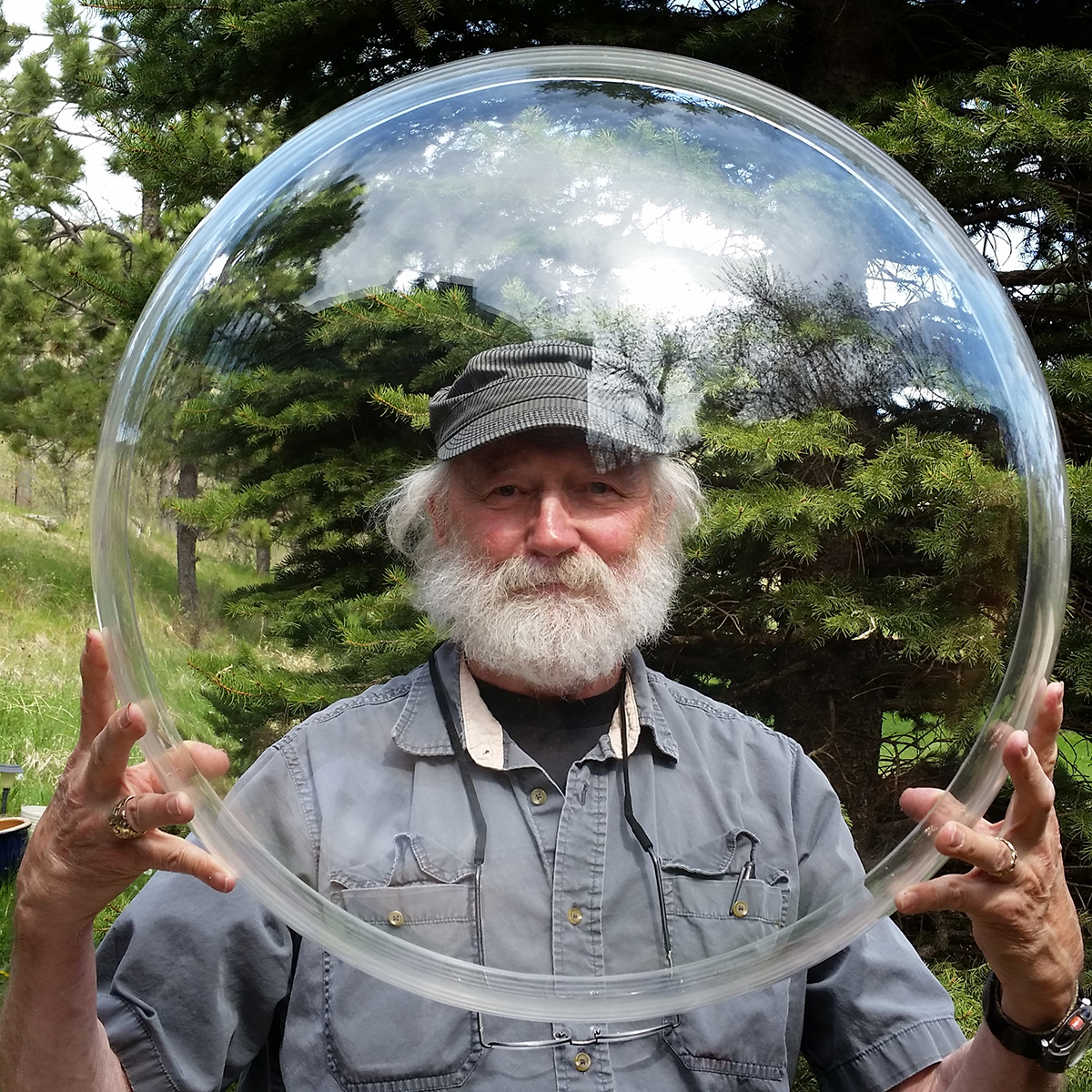 Read more about the article Ep. 104  The World's Leading Spherical Artist