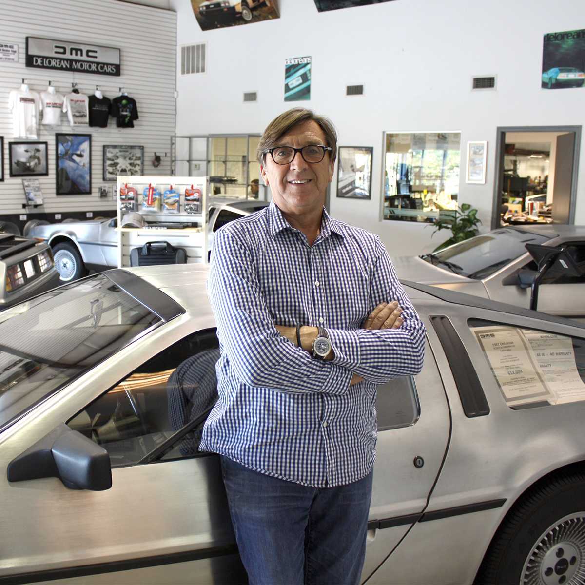 Ep. 135:  The Future of the DeLorean