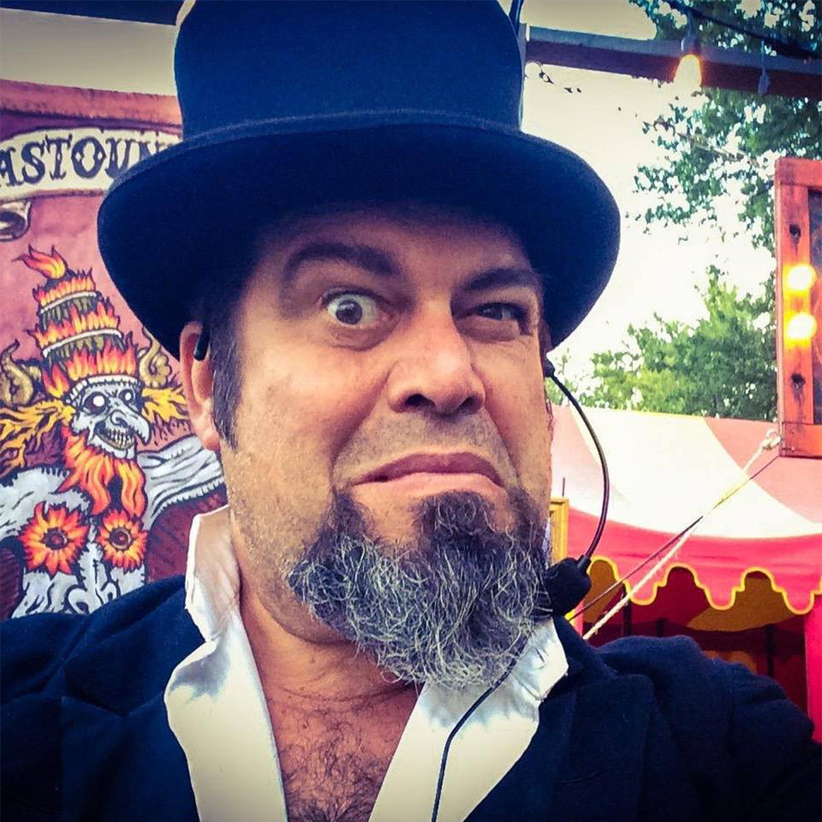 Ep. 138:  Carnival Diablo – The Last Great Sideshow