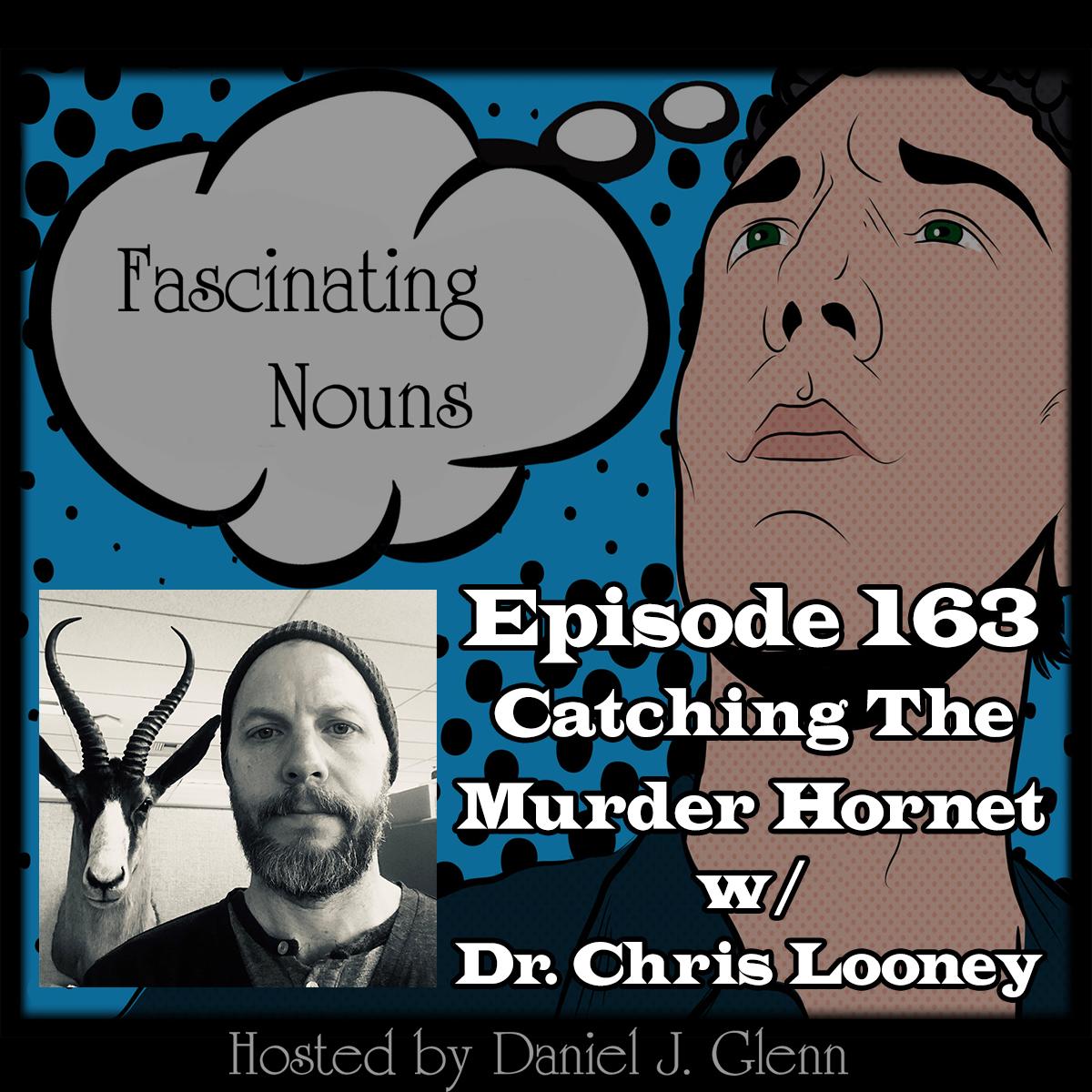 Ep. 163:  Chasing The Murder Hornet