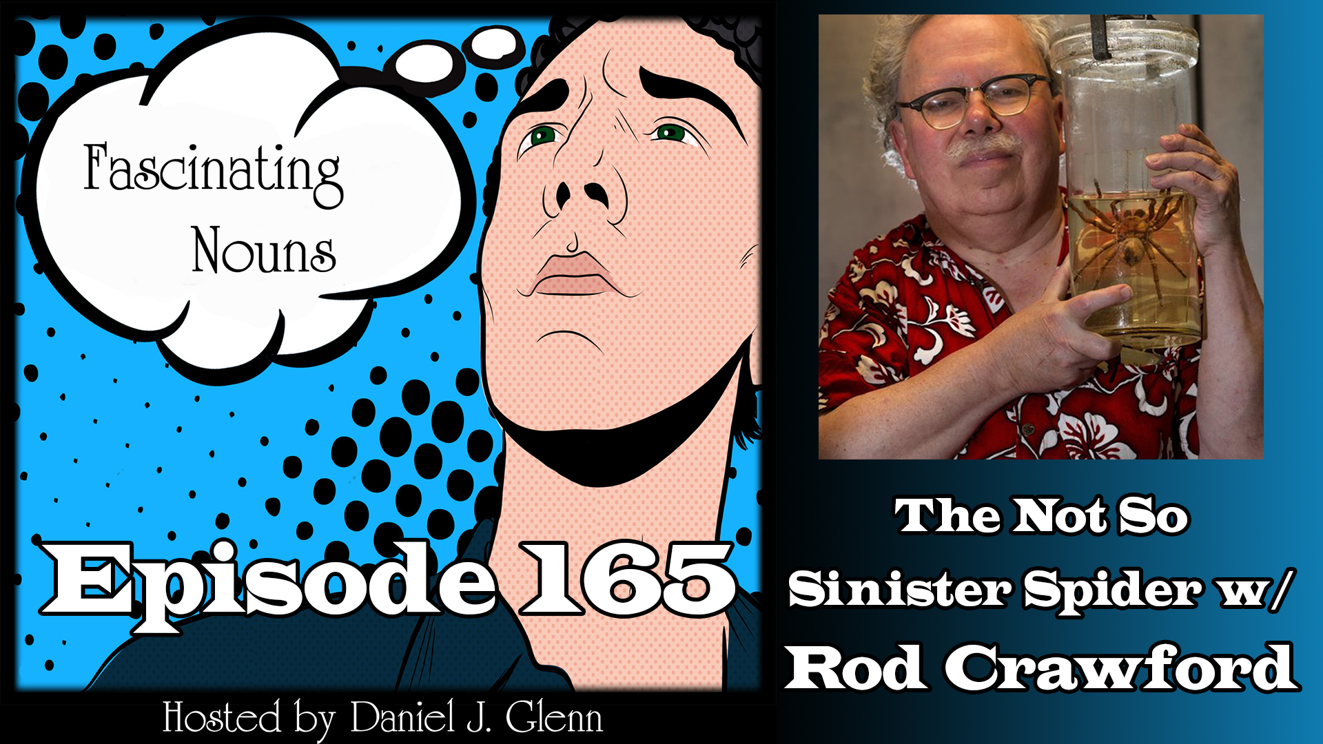 Ep. 165:  The Not So Sinister Spider