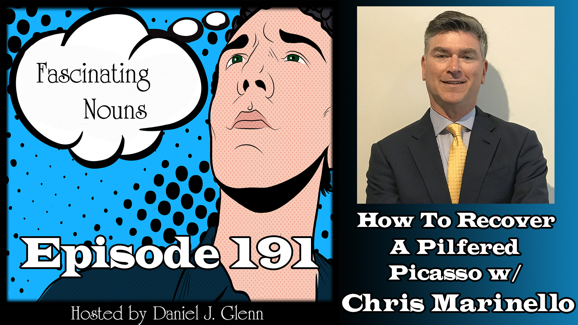 Read more about the article Ep. 191:  How To Recover a Pilfered Picasso