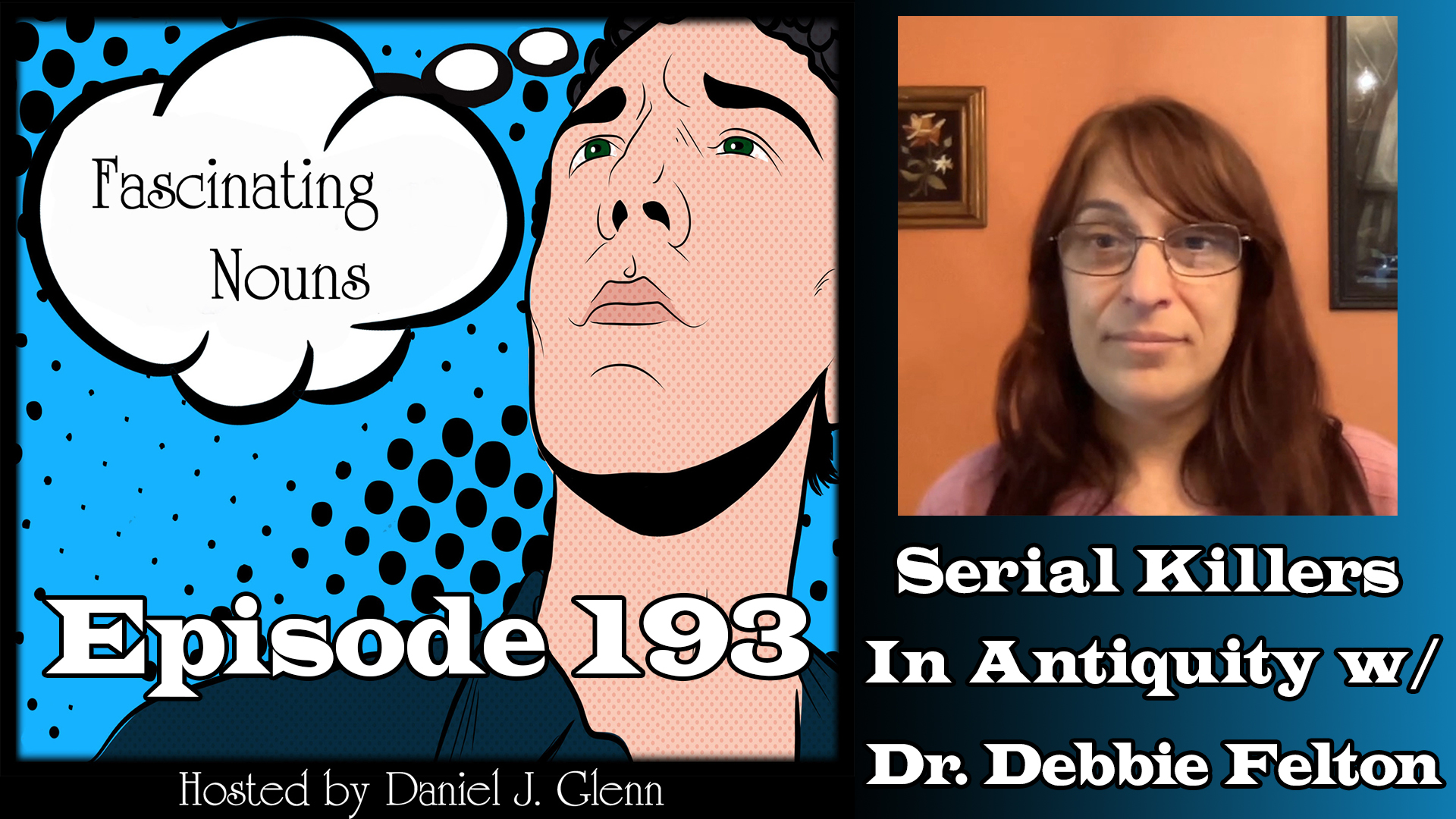 Read more about the article Ep. 193:  Serial Killers in Antiquity