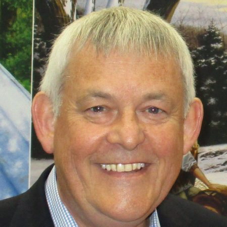 Joe Dever Headshot